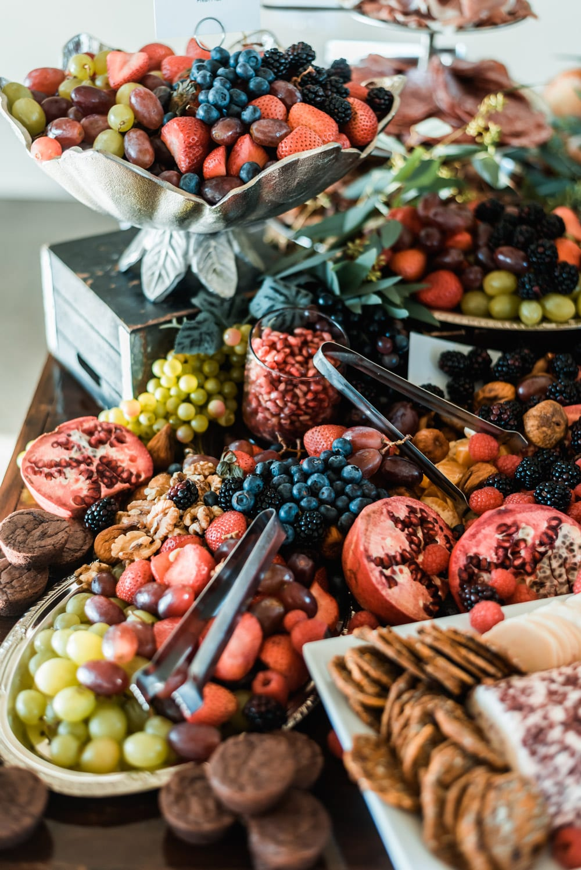 Gourmet fruit bowls